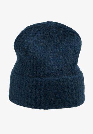 SNOW BEANIE - Mütze - dark blue