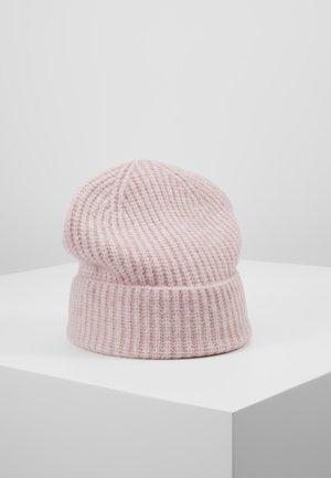 SNOW BEANIE - Bonnet - pink