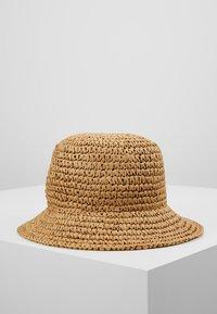 Weekday - VIOLA BUCKET HAT - Hut - natural - 0