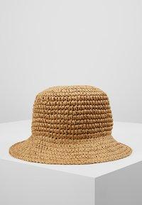 Weekday - VIOLA BUCKET HAT - Hut - natural - 2