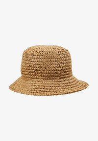 Weekday - VIOLA BUCKET HAT - Hut - natural - 4