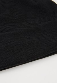 Weekday - HERO BEANIE - Czapka - black - 4