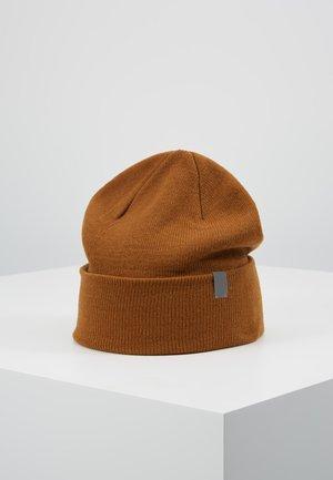 ICON BEANIE - Lue - brown reddish