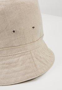 Weekday - LATITUDE BUCKET HAT - Hatt - beige - 5