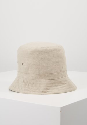 LATITUDE BUCKET HAT - Hatt - beige