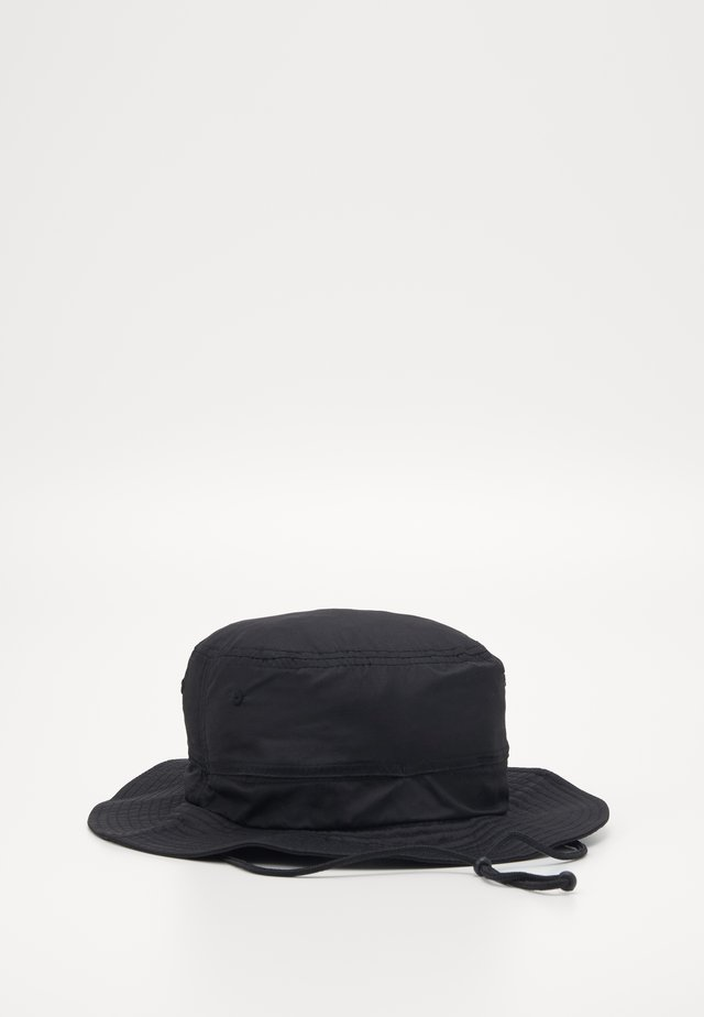 CONNECTED BUCKET HAT - Hattu - black