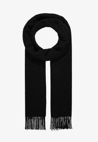 Weekday - REI SCARF - Écharpe - black - 1
