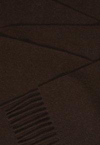 Weekday - REI SCARF - Écharpe - brown - 2