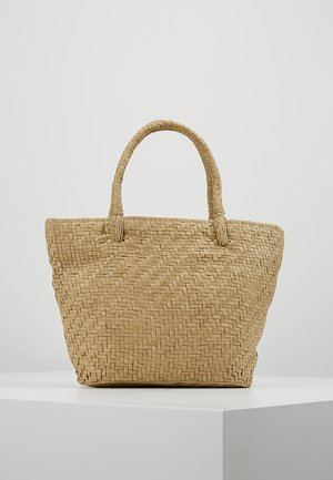 MINI BAG - Borsa a mano - beige