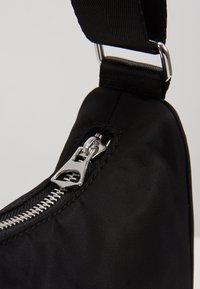 Weekday - ZARI HANDBAG - Across body bag - black - 2