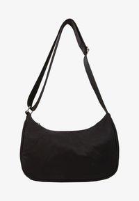 Weekday - ZARI HANDBAG - Across body bag - black - 1
