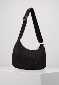 Weekday - ZARI HANDBAG - Across body bag - black - 3