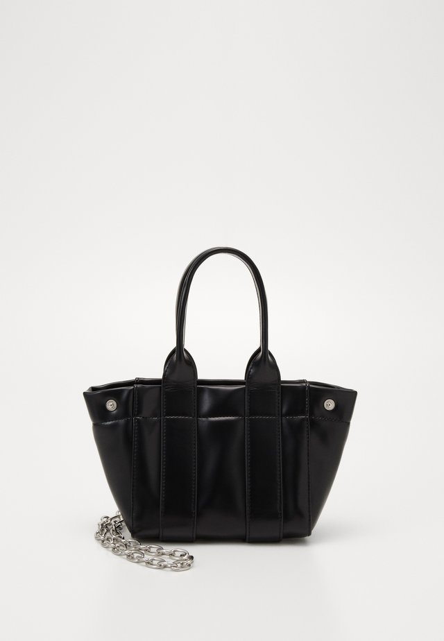 LYKKE MINI BAG - Handtasche - black