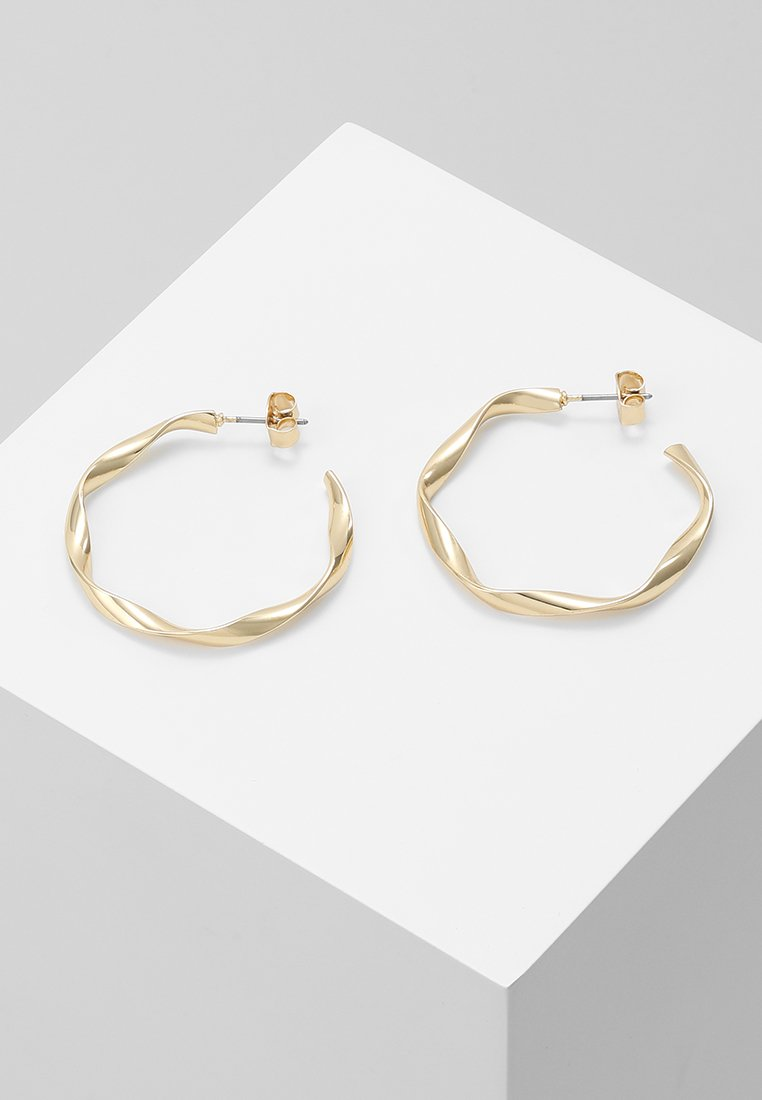 Weekday - COCO HOOPS - Earrings - gold-coloured
