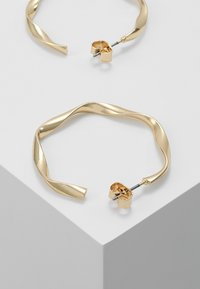 Weekday - COCO HOOPS - Earrings - gold-coloured - 2