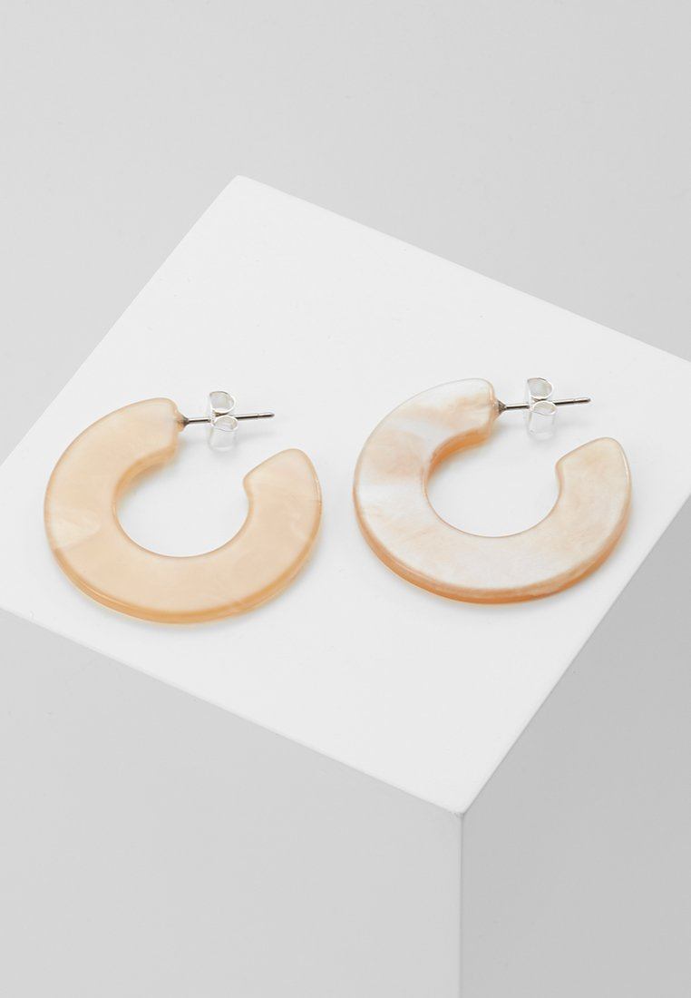 Weekday - MAY HOOPS - Boucles d'oreilles - pink