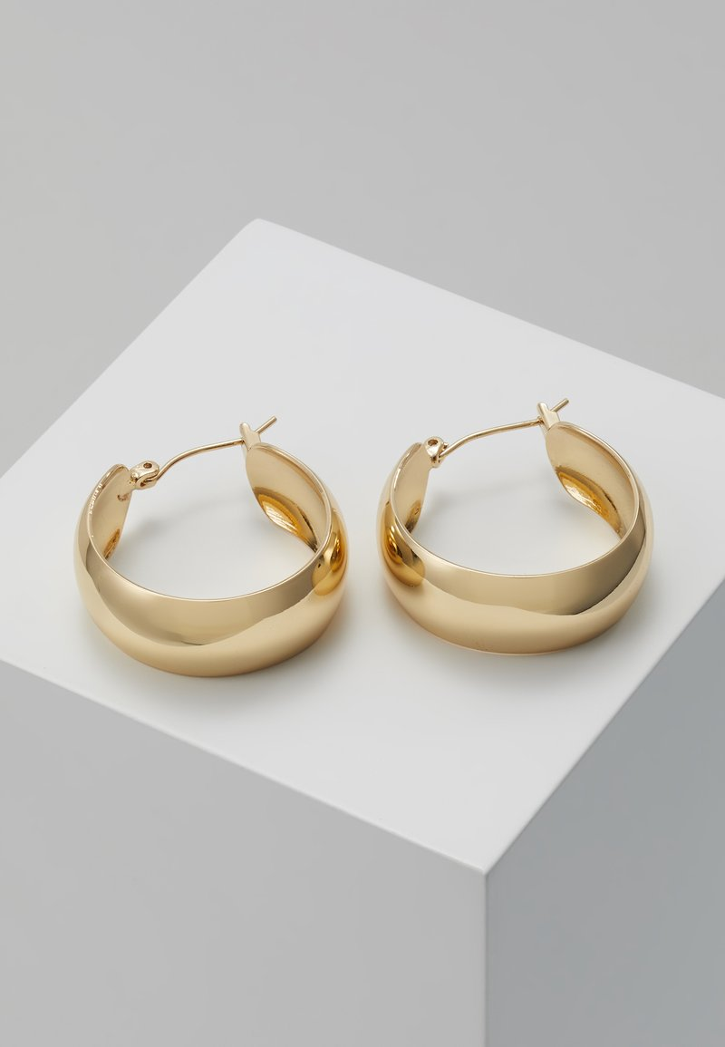 Weekday - IZA HOOPS - Pendientes - gold-coloured