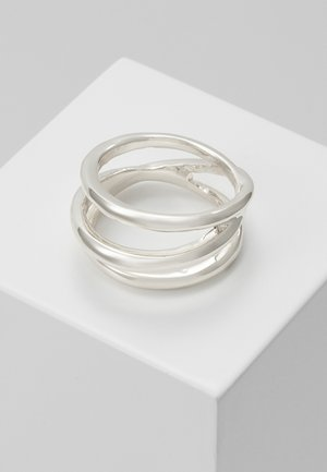SCULPT - Ring - silver-coloured