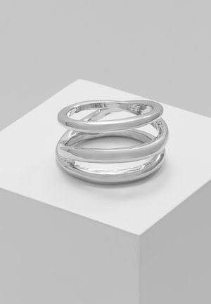 SCULPT - Ringe - silver-coloured