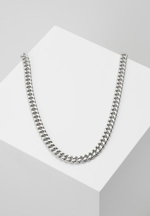 HEATHER NECKLACE - Collar - rhodium-coloured