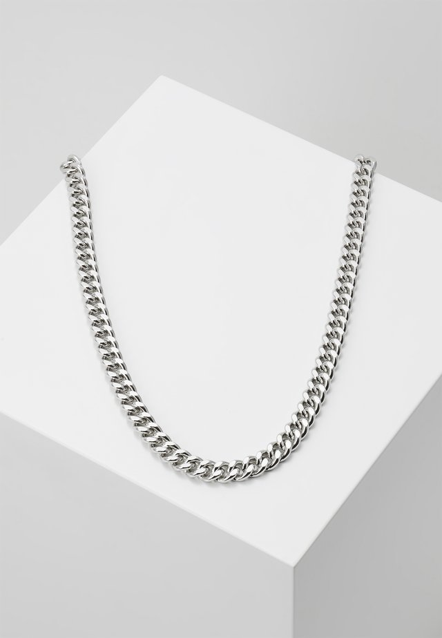 HEATHER NECKLACE - Halskette - rhodium-coloured