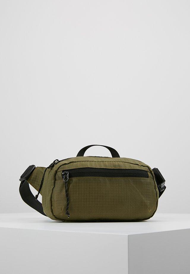 TRIP MINI WAIST BAG - Bum bag - dark green