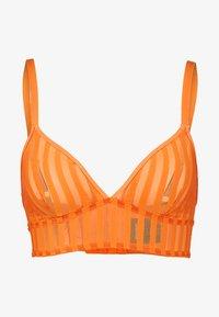 Weekday - INDIRA SOFT BRA - Triangel BH - orange - 3