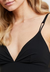 Weekday - ZOE SOFT BRA - Triangel BH - black - 4