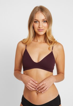 CAT BRA - Triangel-BH - wine