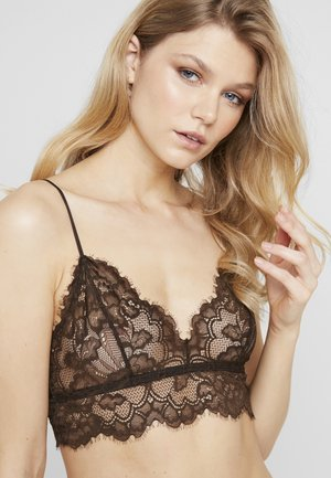 SOFT BRA - Topp - brown
