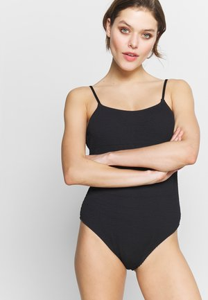 SUN STRUCTURE SWIMSUIT - Badeanzug - black