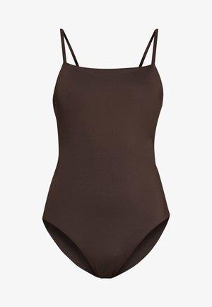 COAST SWIMSUIT - Maillot de bain - dark brown