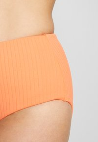 Weekday - LATITUDE SWIM BOTTOM - Braguita de bikini - orange - 5