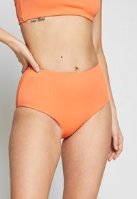 Weekday - LATITUDE SWIM BOTTOM - Braguita de bikini - orange - 3