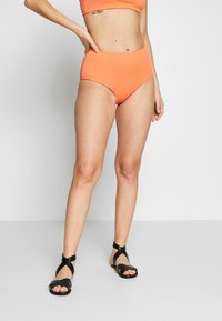 Weekday - LATITUDE SWIM BOTTOM - Braguita de bikini - orange - 0