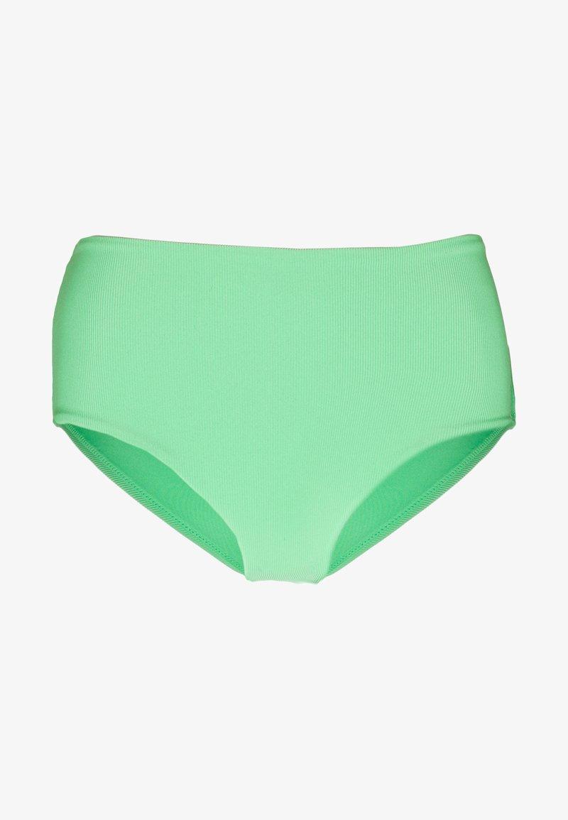 Weekday - PEARL SWIM BOTTOM - Bikini bottoms - neon green