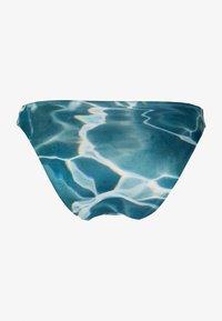 Weekday - AVA WATER SWIM BOTTOM - Bikini bottoms - blue - 1