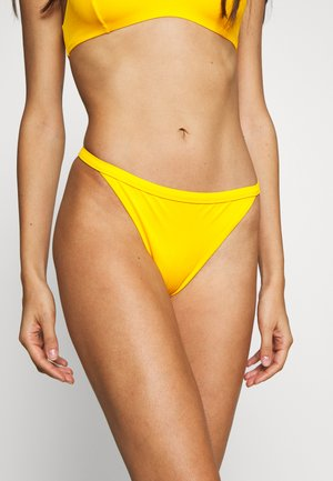 AVA TANGA SWIM BOTTOM - Bikinibukser - yellow/orange