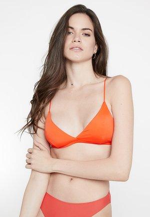 AVA SWIM - Bikini top - red