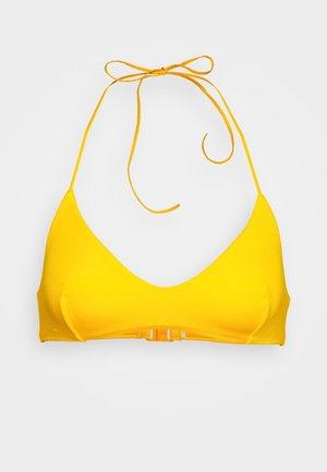 NOVA SWIM - Bikiniöverdel - yellow