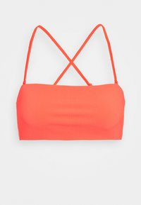 Weekday - PEARL SWIM - Top de bikini - bright red - 2