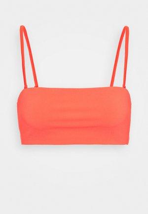 PEARL SWIM - Top de bikini - bright red