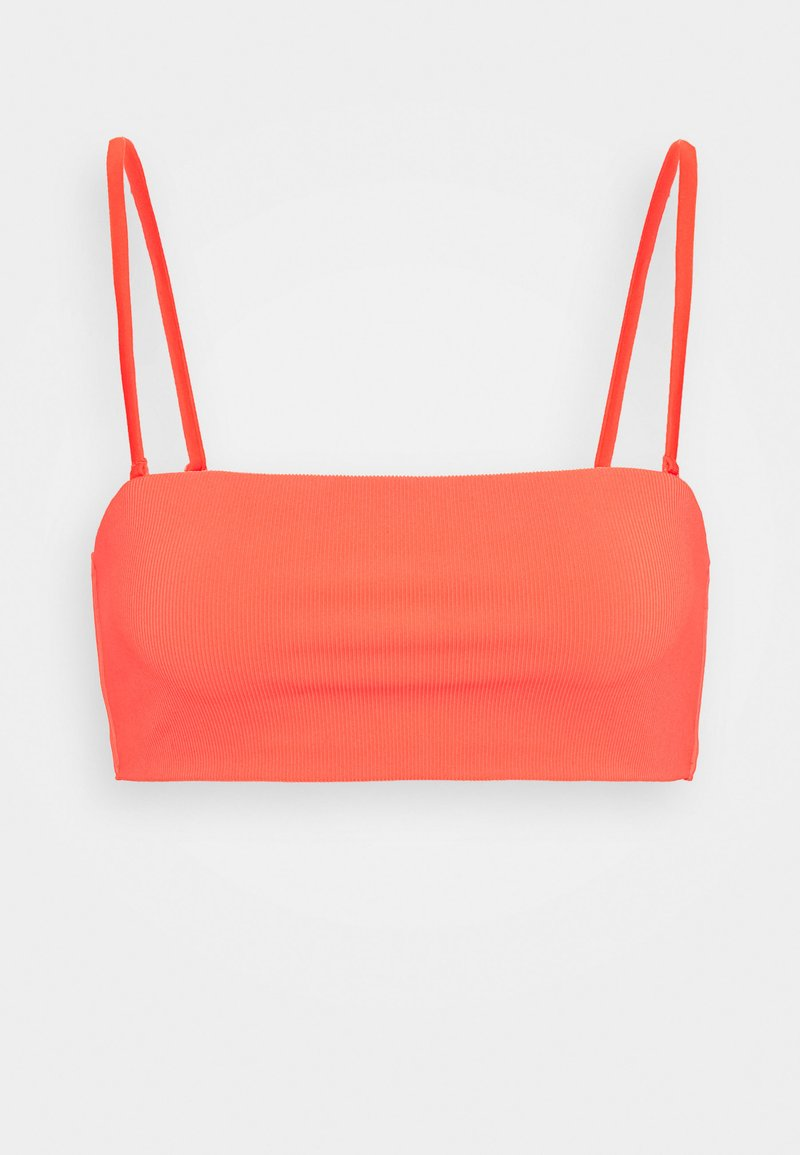Weekday - PEARL SWIM - Top de bikini - bright red