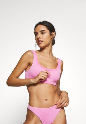 HYDRA SWIM - Top de bikini - pink