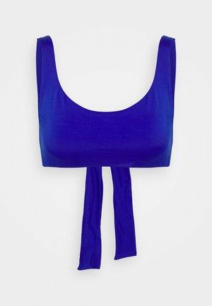 ANEMONE SWIM - Bikini top - bright blue