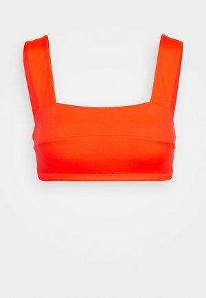 PRIME SWIM - Bikini top - bright red