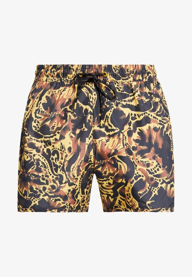 TAN SWIM  - Badeshorts - waterflower yellow