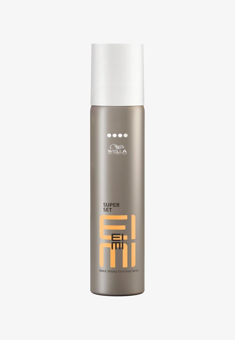Wella EIMI - SUPER SET 75ML - Stylizacja włosów - -