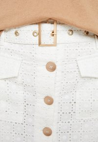 We are Kindred - LULU PENCIL SKIRT - Falda de tubo - white