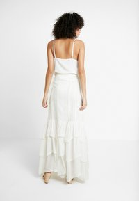 We are Kindred - SORRENTO SKIRT - Maxi sukně - ivory - 2